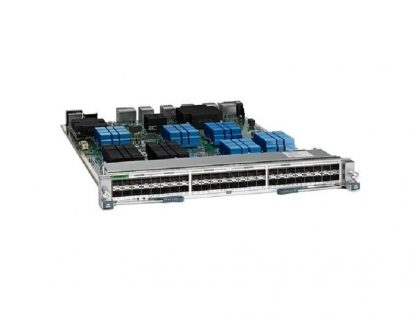 NEW CISCO NEXUS F3 SERIES N7K-F348XP-25 48 PORT 10G SFP+ MODULE 7000/7700