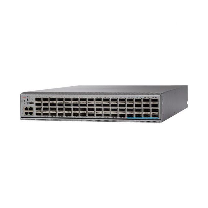 CISCO N9K-C92304QC 9200 WITH 56P 40G QSFP+ 2X NXA-PAC-1200W-PE