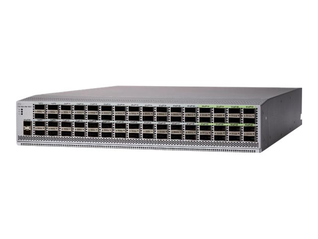 CISCO NEXUS N9K-C9364C FIXED 48P 1/10G/25G SFP+ 6P 40G/100G DUAL PWR PE