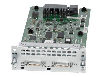 CISCO NIM-2T 2-PORT WAN INTERFACE CARD