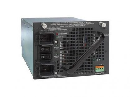 CISCO PWR-C45-6000ACV POE POWER SUPPLY FOR THE CATALYST 4500E SERIES PLATFORM