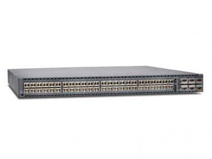 NEW JUNIPER QFX5100-48S-AFO 48 SFP+/SFP 6 QSFP+ PORTS 2X AC 650W