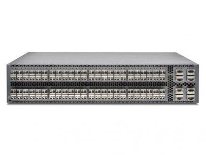 JUNIPER QFX5100-96S-AFO 96-PORT 1/10G SFP+ 8-PORT 40G QSFP DUAL AC PSU
