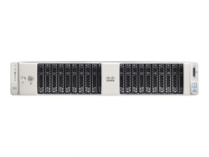 CISCO UCS C240 M3 L SERVER DUAL CPU E5-2620 64GB RAM 12X4 TB SATA 9266-8I X520