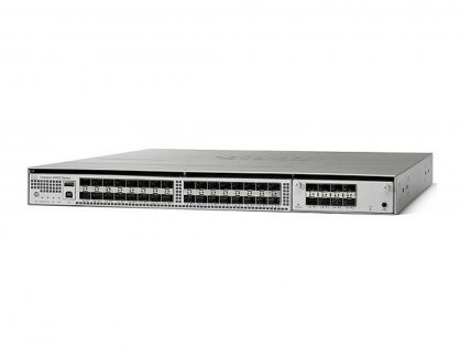 Cisco WS-C4500X-40X-ES Catalyst 4500-X 40 Port 10G Ent. Services, Frt-to-Bk, No P/S