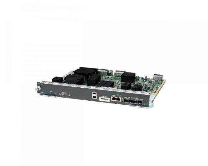 New Cisco WS-X45-SUP8-E Supervisor Engine Catalyst 4500-E Series SUP8-E