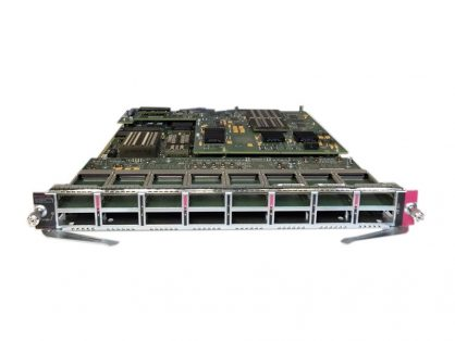 NEW CISCO WS-X6816-10G-2T ETHRNT FIBER MODULE 16PORT 10 GIGABIT 6800 SERIES DFC4