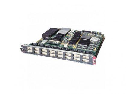 CISCO WS-X6816-10T-2T 6500 16 PORT 10GBE 10GBASE-T MODULE