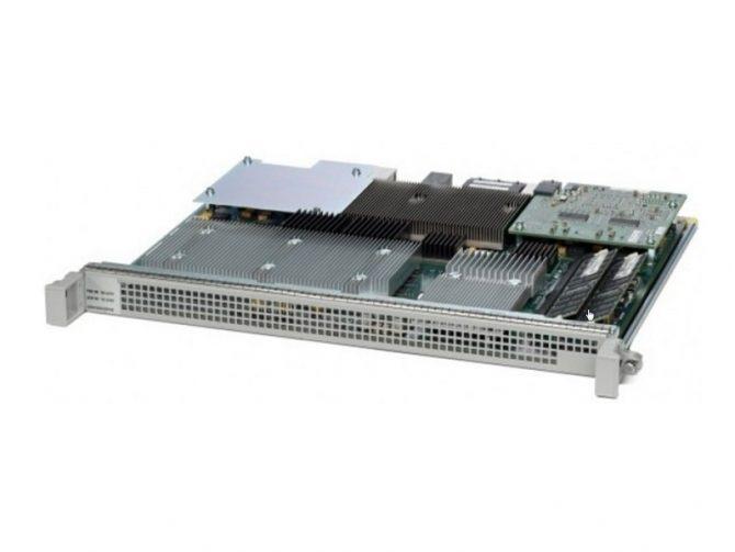 New Cisco ASR1000-ESP10 ASR 1000 Series 10 Gbps ESP Embedded Services Processor